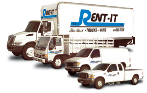 Rent It Trucks Truck Rentals and moving truck rentals